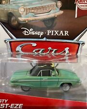 """DISNEY PIXAR CARS 1 """"RUSTY RUST-EZE""""  NEW IN PACKAGE, 2ND RELEASE, SHIP WW"""
