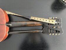 Schrammelgitarre Doppelhalsgitarre Multi-Neck Guitar Mehrhals Antik Alt Rarität