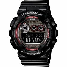 MEN's G-shock Auto Illuminatore Casio GD120TS-1 Orologio Digitale GD-120TS-1ER NUOVO