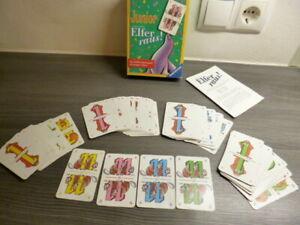 Ravensburger Elfer raus Junior  Ein superschönes Kartenspiel