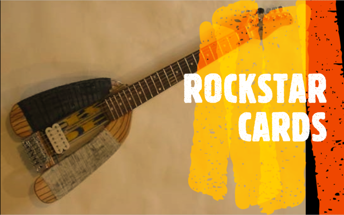 Rockstar Cards