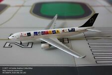 Herpa Wings Austrian Airlines Airbus A330-200 Star Alliance Diecast Model 1:400