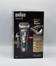 Braun Series 9 9385cc Elektrischer Rasierer, Wet&Dry, Grafit NEU OVP