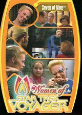 STAR TREK WOMEN OF VOYAGER MORFEX CARD M5