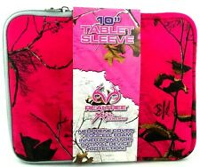 """REALTREE Xtra Colors 10"""" Tablet Sleeve (Pink Camouflage)"""