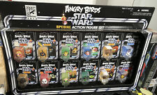 Unopened SDCC 2013 Exclusive: ANGRY BIRDS Star Wars 12 Pack Action Figure Set