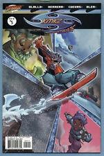 Kamikaze #5 2004 Olallo Rubio Francisco Herrera Dc Cliffhanger Comics
