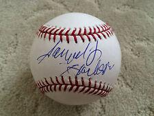 Actor SAMUEL L JACKSON signed autographed Official Major League Baseball W/COA