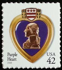 2008 42c Purple Heart, Special Issue Scott 4264 Mint F/VF NH