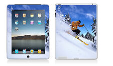 iPad 2 or 3 - Ski Scene - Vinyl Skin Sticker Cover