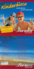 Air Berlin Kinderdisco Minidisco Veo Veo Animation