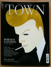 TOWN Magazine 4,DAVID BOWIE,Noma Bar,Gavin Turk,Tamasin Day-Lewis,Peter Ackroyd