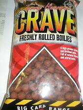 Dynamite Baits THE CRAVE  Boilies 15mm 1kg Fishing tackle
