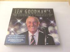 LEN GOODMANS CRONERS & SWOONERS - NEW CD