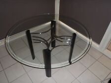 Adriatic glass dining table