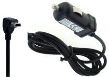 KFZ Ladekabel abgewinkelter Stecker für Garmin nüvi 350 Edge 205 68LMT Ladegerät