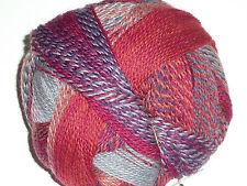 (10,95€/100g) Schoppel Crazy Zauberball Sockenwolle Wolle Garn Buntmetall 223