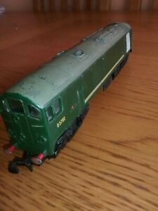 Hornby dublo 2 rail locomotive