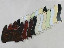 TELECASTER ESQUIRE SCRATCH PLATE Pickguard to fit USA/Mex Fender in 11 Colours