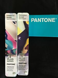 Pantone The Plus Series Bodypainting Project Coated & Uncoated - Used