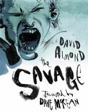 ARC SIGNED by Dave McKean - The Savage David Almond SC 1st Advance Reader Copy