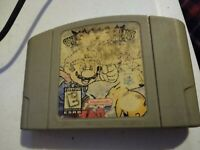 Super Smash Bros Nintendo 64 N64 Cartridge Only Authentic Tested Working 1999