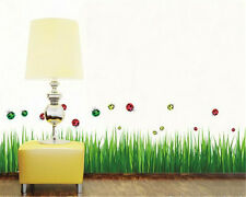 Grassland Scenery Room Decor Removable Wall Sticker Decal Decoration Wandtattoo