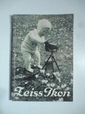 Consigliere fotografico offerto dalla Ziss Ikon A. G. Dresden, 1931, fotografia