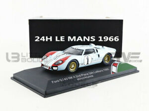 CMR 1/43 - FORD GT 40 MK II - LE MANS 1966 - CMR43055