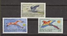 OISEAU Suriname 3 val de 1971 ** NEUF PORT OFFERT - BIRD VOGEL UCCELLO