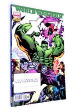 X-MEN DELUXE n. 160 Marvel 2008 World War Hulk