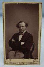 EARL DERBY EDWARD LORD STANLEY 19th CENTURY TORY ANTIQUE CDV CARTE DE VISITE*