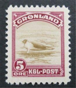 nystamps Greenland Stamp # 11 Mint OG NH     S24x470