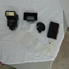 Vivitar 283 Electronic Flash & Accessories Kit