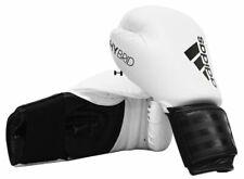adidas Hybrid 100 Boxing Gloves - Black and White
