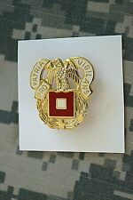 New Us Army Signal Corps Regimental Crest Vanguard 1ea Dui Military Insignia