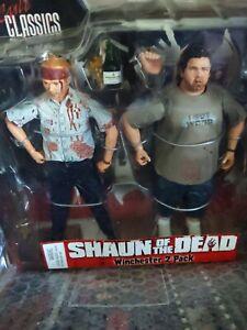 Shaun Of The Dead Figures - Winchester 2 Pack - Neca Cult Classics Ultra rare