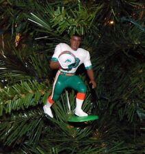 kareem ABDUL jabbar MIAMI dolphins football NFL xmas TREE ornament HOLIDAY