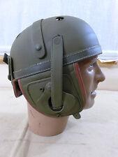 """US Army WW2 Tank helmet Panzer Helm """"Fury"""" Tanker helmet M-1938"""