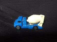 Corgi Juniors Blue Mobile Cement Mixer