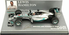 MINICHAMPS Resin Mercedes GP Diecast Racing Cars