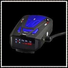 2016 New Anti-Police GPS Radar Detector 16 Band NK Ku Ka VG-2 LED Display Blue C