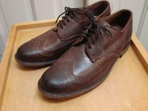 Walk Over Vintage NEW 8 Wing Tips Made in USA $275