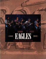 EAGLES 1994 HELL FREEZES OVER TOUR CONCERT PROGRAM BOOK BOOKLET / GLENN FREY /