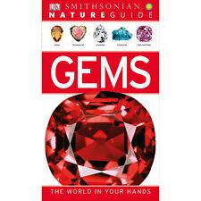 NAT GD GEMS Book Written by Dorling Kindersley Descriptions Each Type of Stone