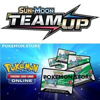 25 Team Up Codes Pokemon TCG Online Booster - sent INGAME / EMAILED FAST!