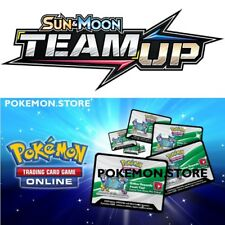 50 Team Up Codes Pokemon Tcg Online Booster - sent Ingame / Emailed Fast!