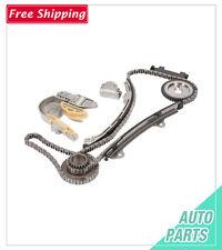 Timing Chain Kit w/Gears Fits for 2002-06 2.5L Nissan Altima Sentra DOHC QR25DE