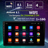 9'' Zoll 16GB Auto AUTORADIO MP3 Player Stereo 2 DIN GPS NAVI WiFi Touch Screen