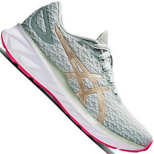 asics Performance Dynablast Damen-Laufschuhe Jogging-Schuhe Training Grün Pink